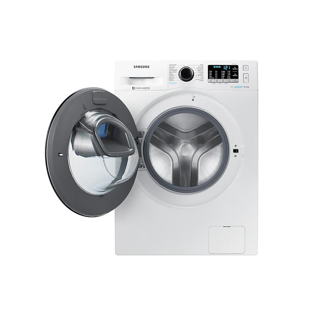 เครื่องซักผ้า Samsung 8 กก. ฝาหน้า