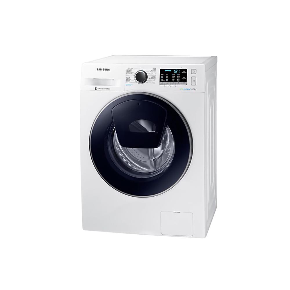 เครื่องซักผ้า Samsung รุ่น WW80K54E0UW 8 กก.