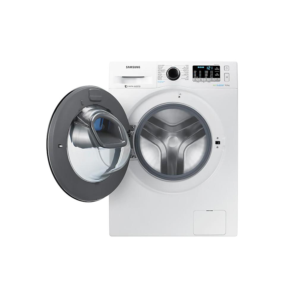 เครื่องซักผ้า Samsung รุ่น WW90K54E0UW 9 Kg.