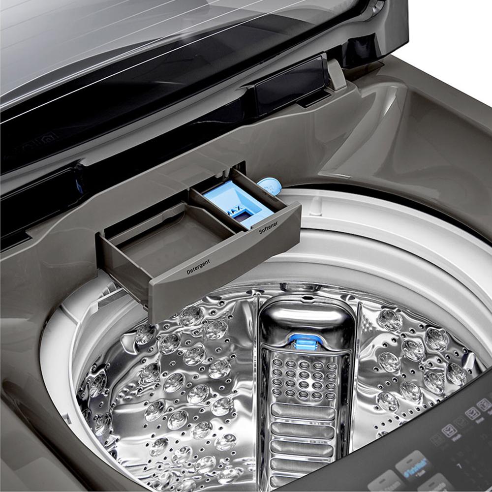 LG เครื่องซักผ้าฝาบน 22 กก.