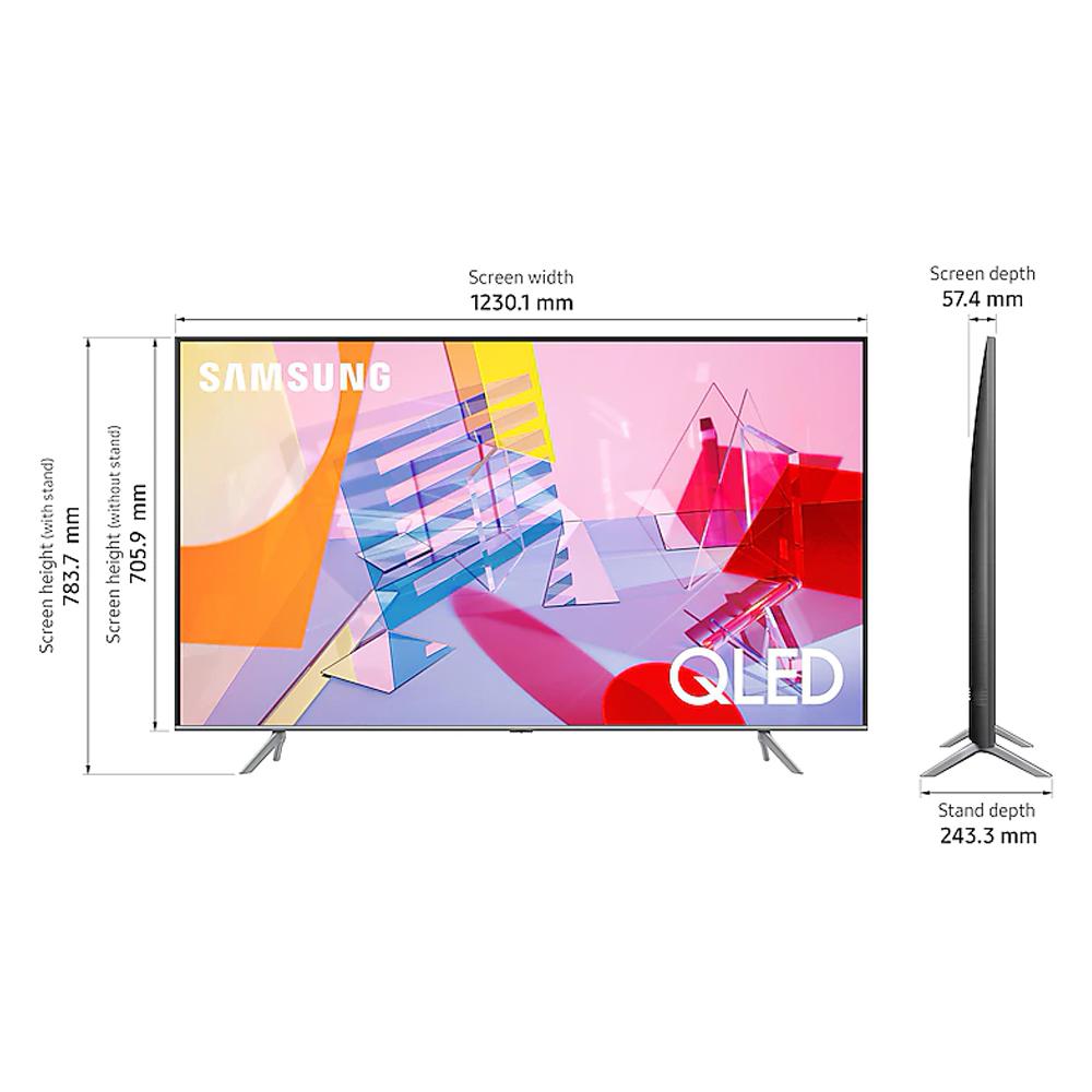 ทีวี Samsung QLED 55 นิ้ว