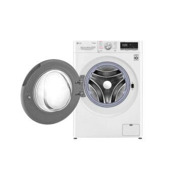 เครื่องซักผ้าฝาหน้า LG 10.5 กก. รุ่น FV1450S4W สีขาว