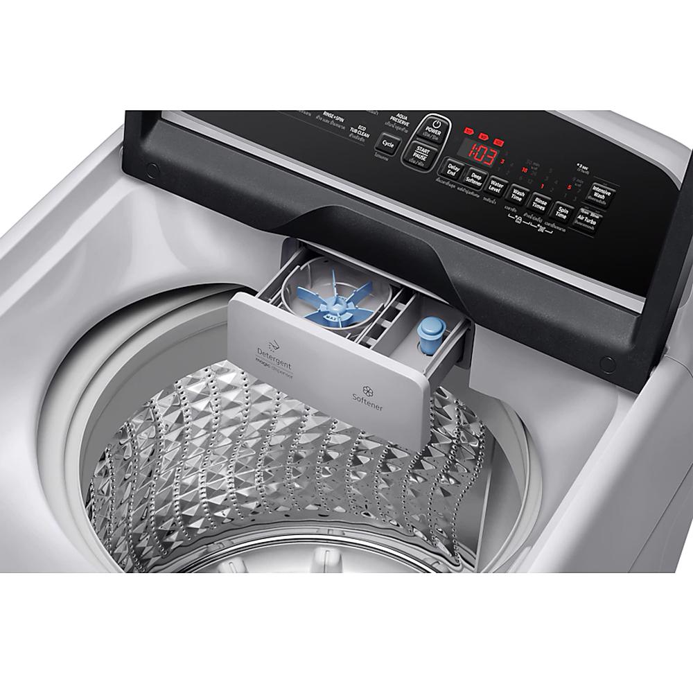 เครื่องซักผ้าฝาบน Samsung 10 กก.