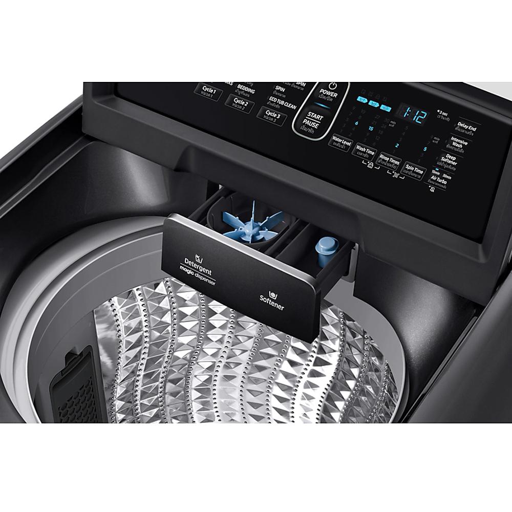 เครื่องซักผ้าฝาบน ซัมซุง