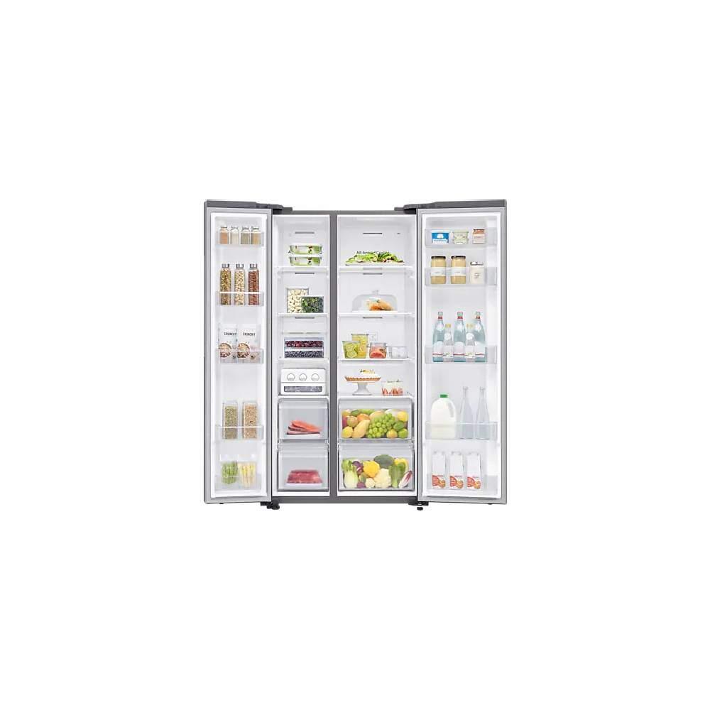 ชั้นด้านในตู้เย็น Samsung รุ่น RS62R5001M9-ST