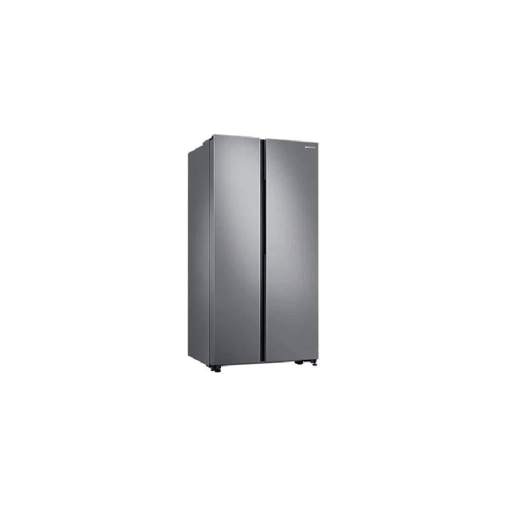 ด้านหน้าตู้เย็น Samsung รุ่น RS62R5001M9-ST