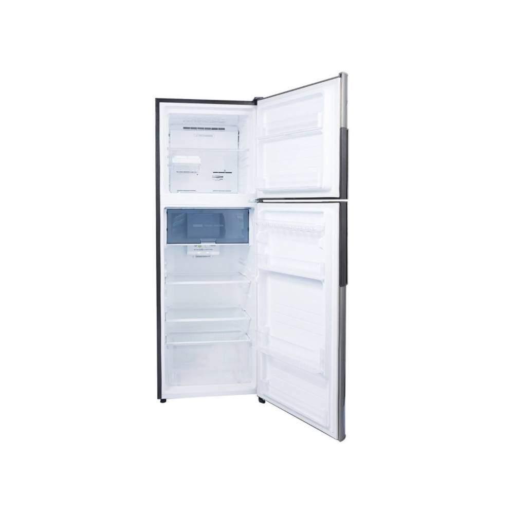 ด้านในตู้เย็น Sharp รุ่น SJ-X330TC-SL