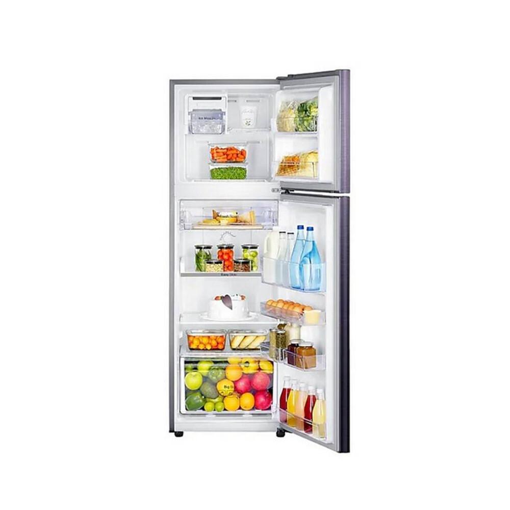 ชั้นด้านในของตู้เย็นซัมซุง 9.1 คิว รุ่น RT25FGRADUT-ST