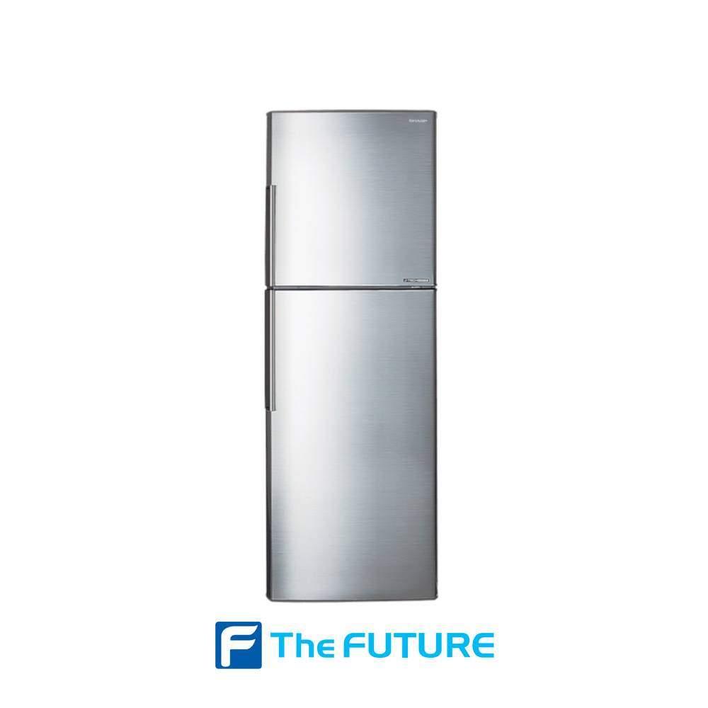 ตู้เย็น Sharp รุ่น SJ-X330TC-SL