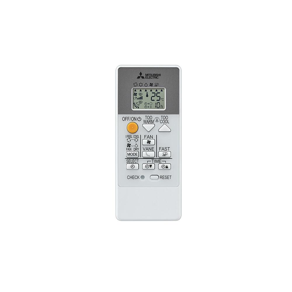 รีโมทแอร์ รุ่น MSY-KT09VF Happy Inverter