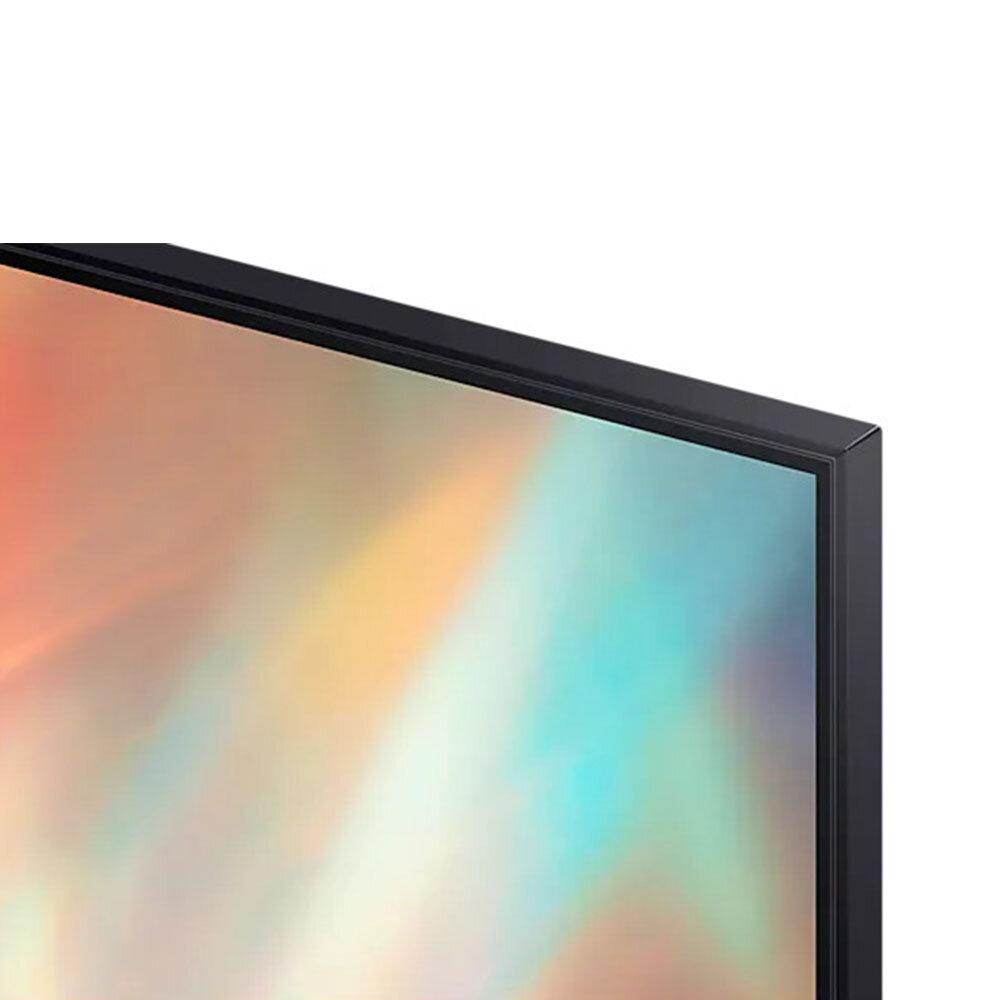 ขอบจอทีวี Samsung รุ่นใหม่ AU7700 43 นิ้ว