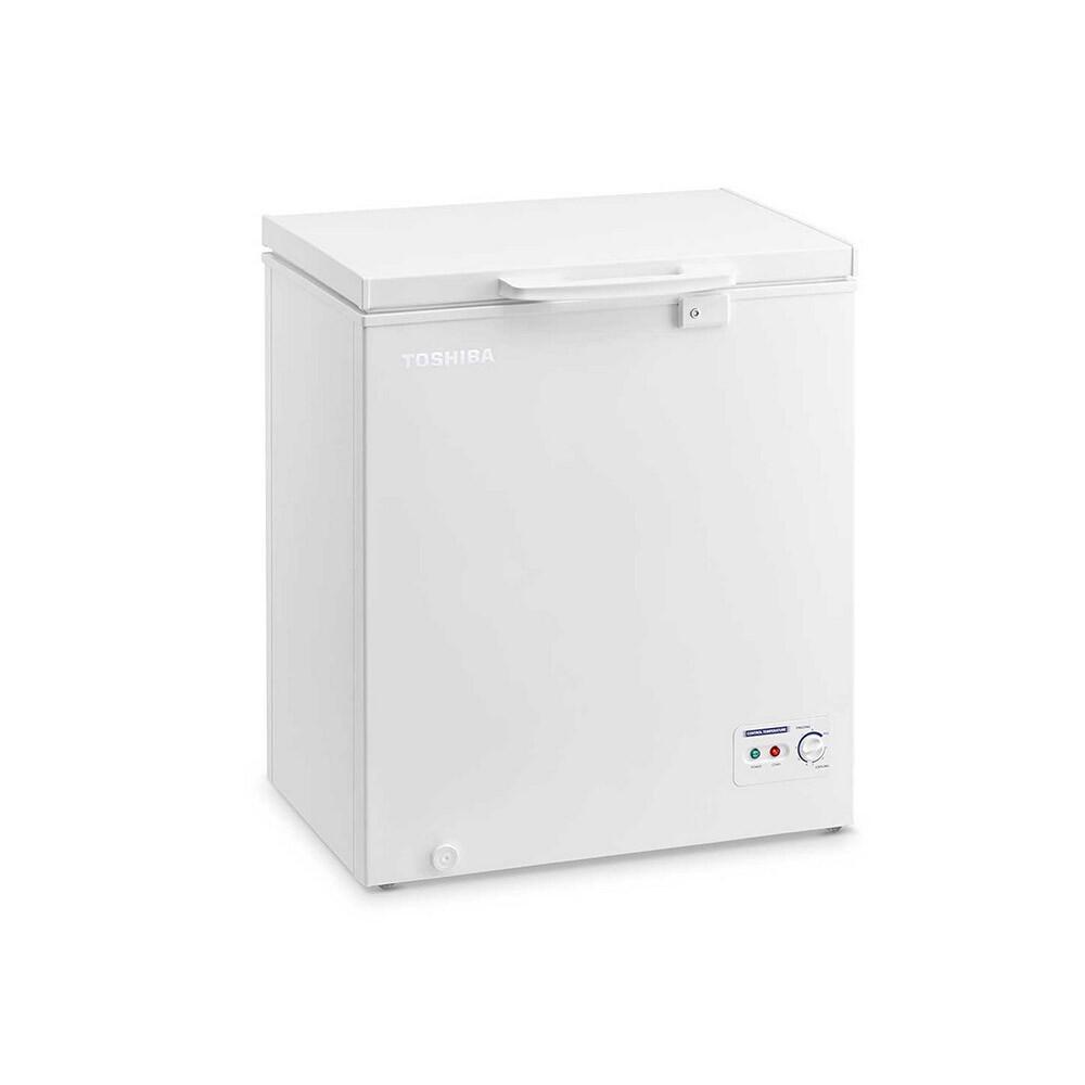 ตู้แช่เย็น และ ตู้แช่แข็ง Toshiba ความจุ 142 ลิตร