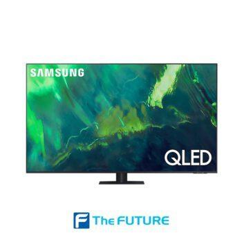 ทีวีซัมซุงรุ่นใหม่ 2021 QLED Smart 55 นิ้ว