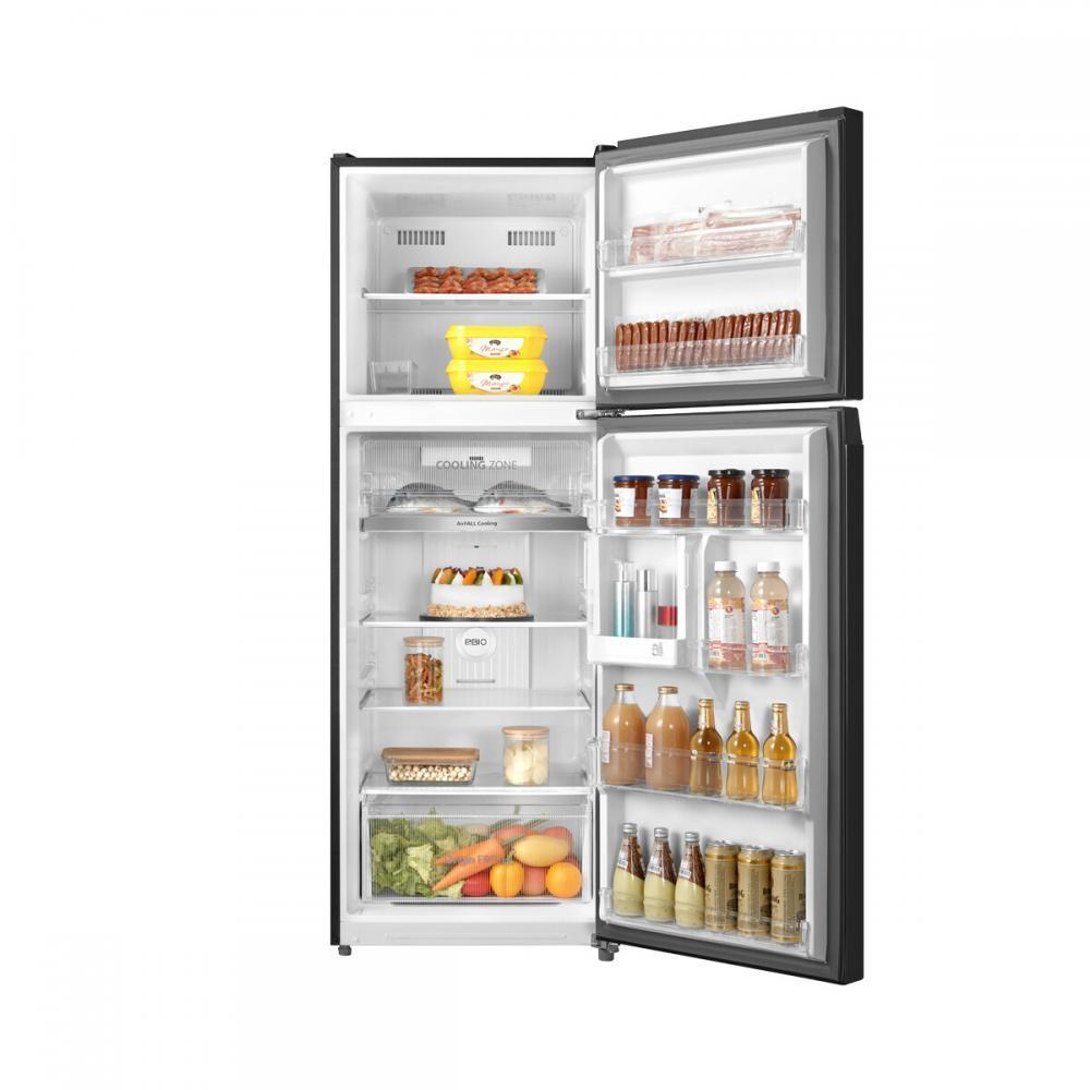 ด้านในตู้เย็น Toshiba GR-RT468WE-PMT