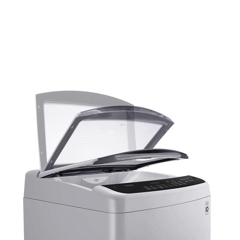 ฝาปิดของเครื่องซักผ้าฝาบน LG รุ่น T2312VS2M