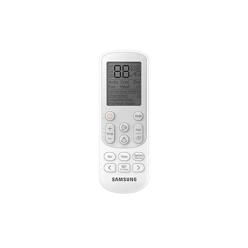 รีโมทแอร์ Samsung 18000 BTU AR18TYECBWKNST