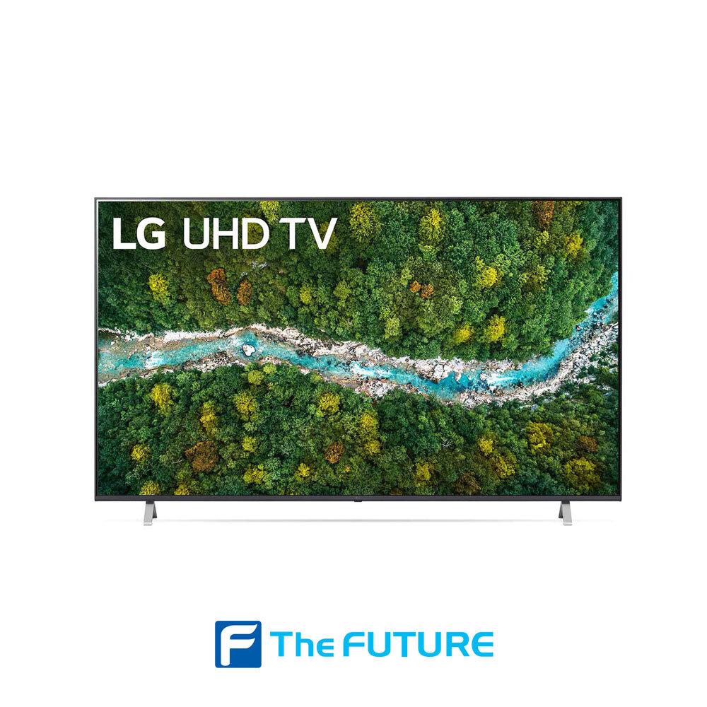 ทีวี LG UHD Smart TV UP7700 PTB