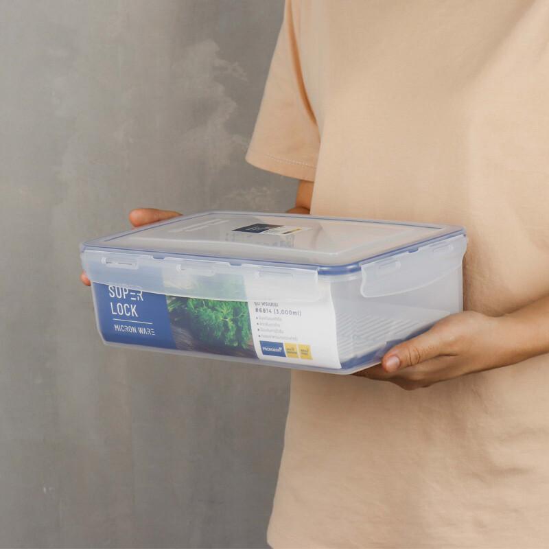 กล่องใส่อาหาร Superlock รุ่น S-6814-2