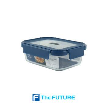กล่อง Superlock แบบแก้ว ความจุ 640 ml.